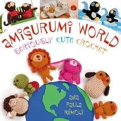 Amigurumi World - Seriously Cute Crochet PDF Version