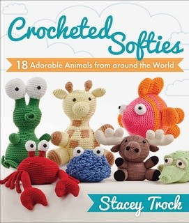 Crocheted Softies: 18 Adorable Animals from around the World PDF Version