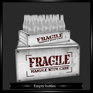 Empty Bottles Mesh