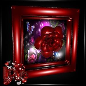 Rose Frrame