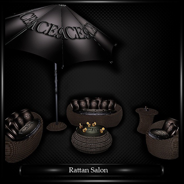 !Exclusive! Rattan Collection