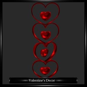 Valentine's Decor Mesh