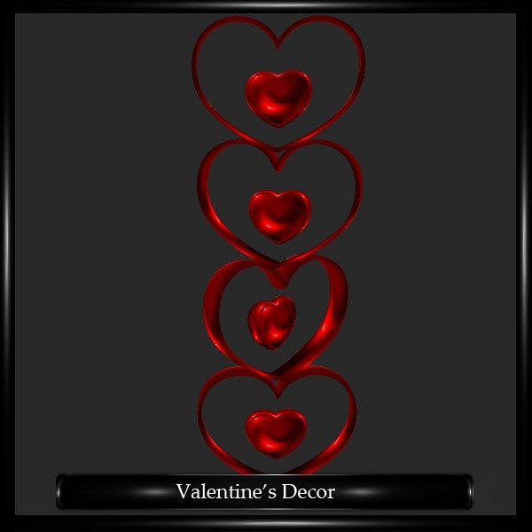 Valentine's Decor Mesh