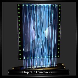 Strip club Fountain Mesh V.2