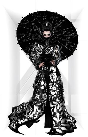 Dark Geisha Bundle