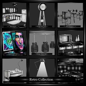 60's Retro Collection