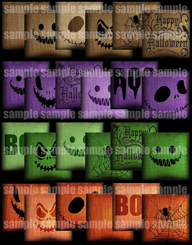 Halloween Pillows WITH RESELL RIGHTS