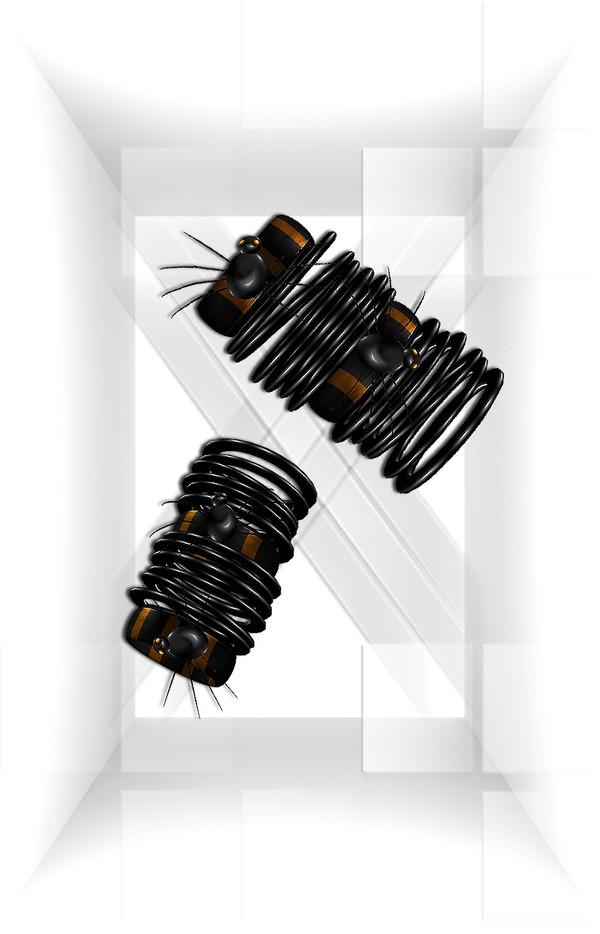 Spider Bracelets (LEFT)