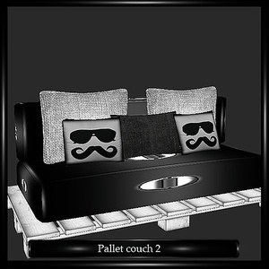 Pallete Couch Mesh v.2