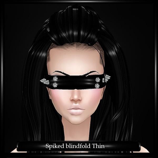 Blindfold Thin Mesh