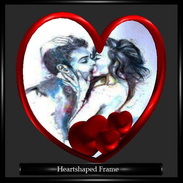 HeartShaped Frame Mesh