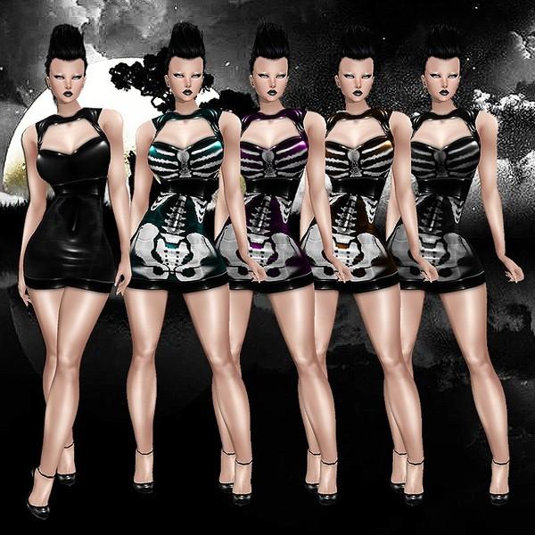 Skelita Dress
