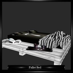 Pallete Bed Mesh