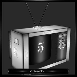 Vintage TV Mesh