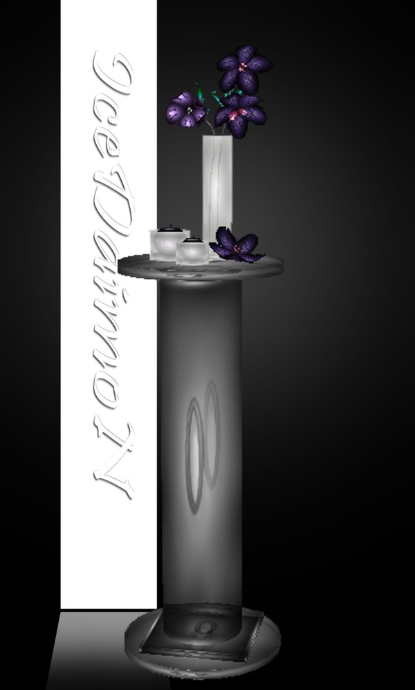 Flower Pillar