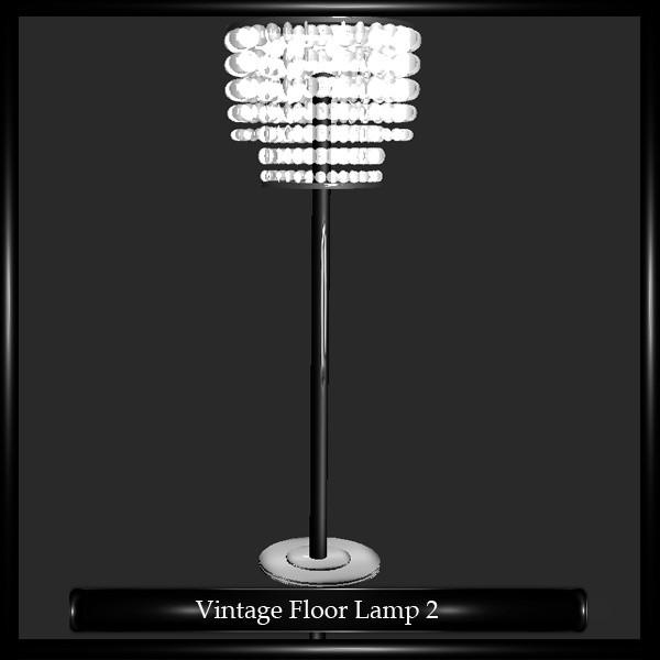 Retro Lamp Mesh v.2