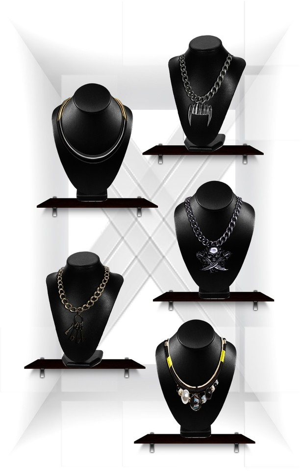 40 Necklaces WITH RESELL RIGHTS
