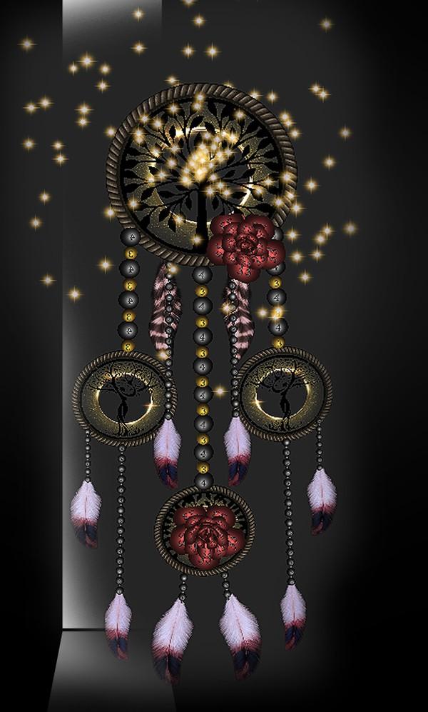 Roses Dreamcatcher