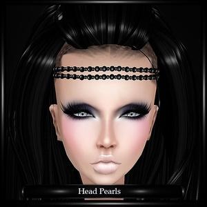 Head Pearls Mesh