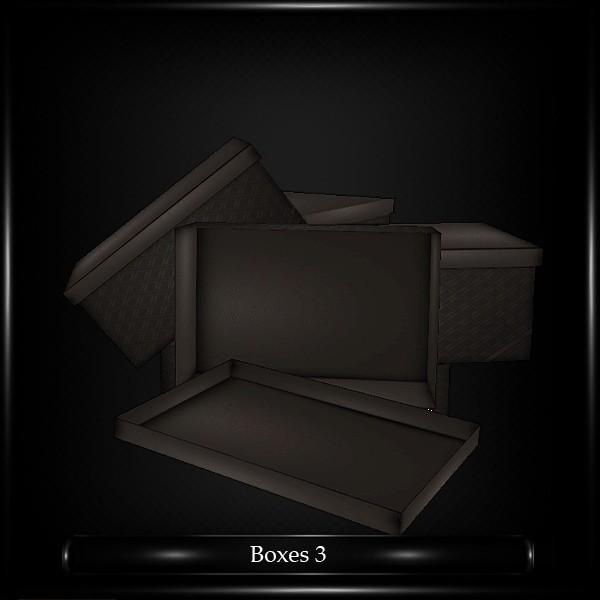 Boxes Mesh 3