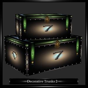Decorative Trunks Mesh v.2