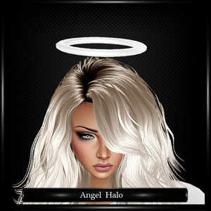 Angel Halo Mesh