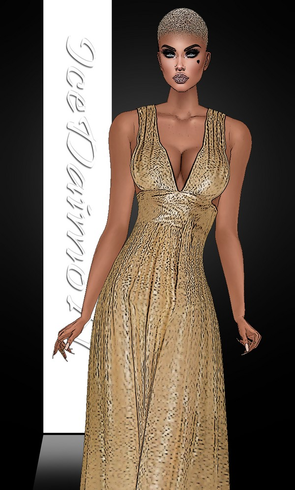 Gold Dream Gown