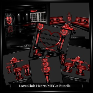 Love Club Hearts Mega Bundle WITH RESELL RIGHTS