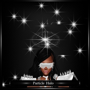 Particle Halo Mesh