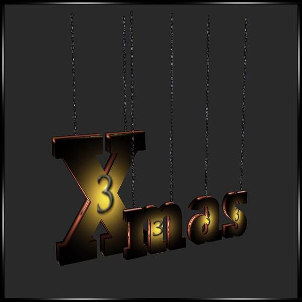 Xmas Hanging Logo