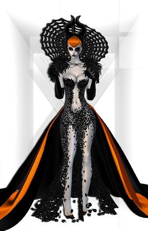 Halloween Hostess v.2