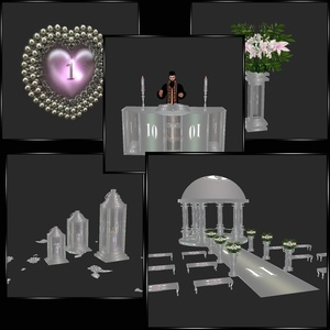 25 Wedding Meshes WITH RESELL RIGHTS