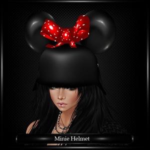 Minie Helmet Mesh