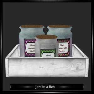 Jars in a Box Mesh