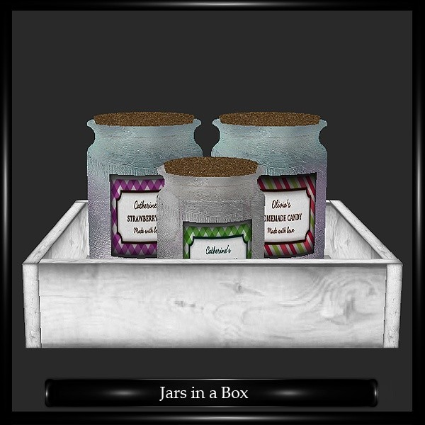 Jars in a Box Mesh