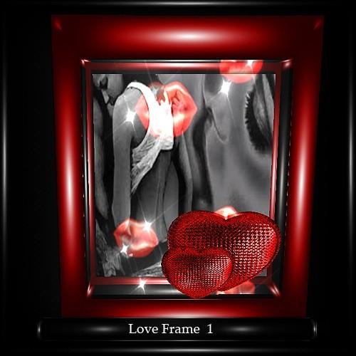 Love Frame Mesh