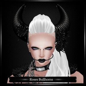 Roses Bullhorns Mesh