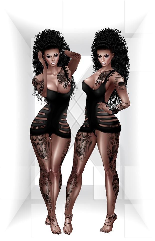 Tattoo Dress