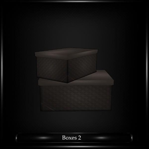 Boxes Mesh 2