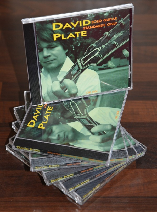 David Plate STANDARDS ONLY (CD)