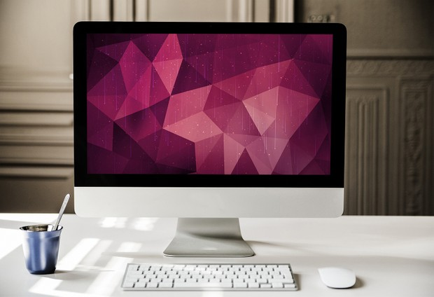 20 Color Polygon Backgrounds - 02 Styles