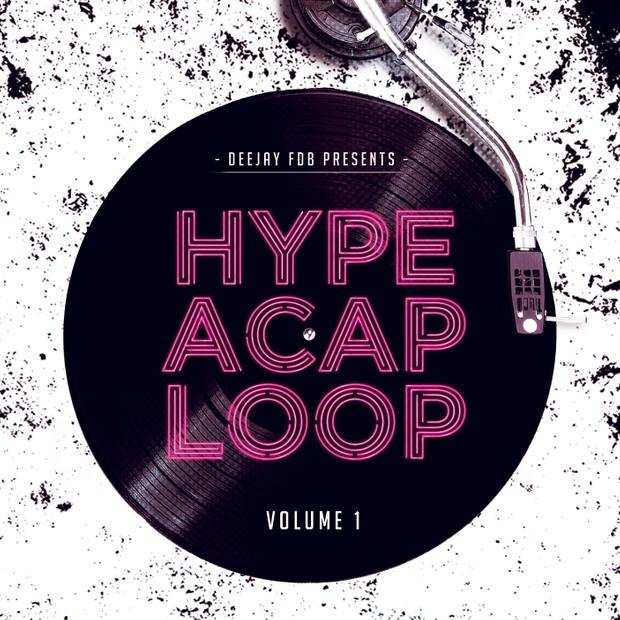 HYPE ACAP LOOP VOL 1