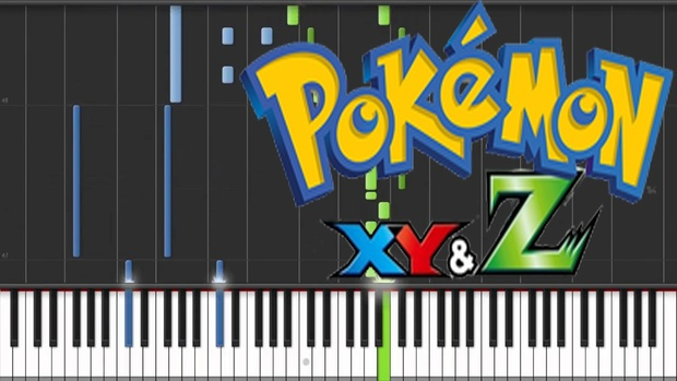 Pokemon XY&Z - Opening 1 [MIDI]