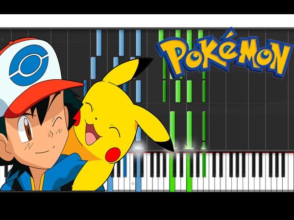 Pokemon - Opening 1 [MIDI]