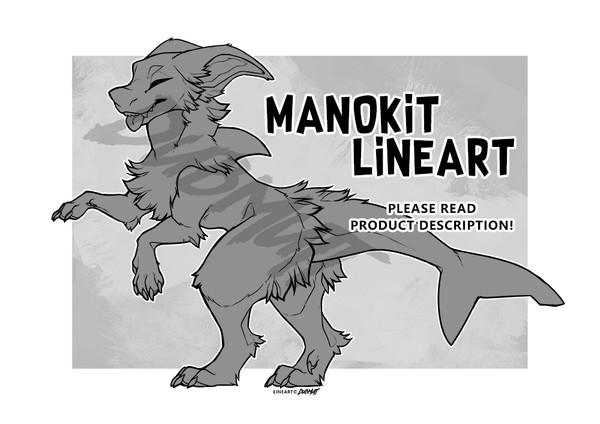 ManoKit Lineart
