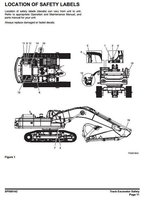 Doosan Crawler Excavator Type DX480LC, DX520LC S/N: 50