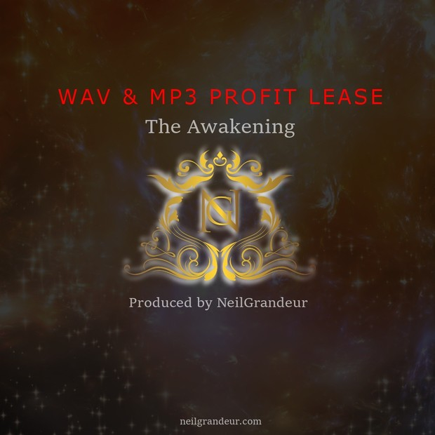 The Awakening [Produced by NeilGrandeur] - Wav Standard Lease