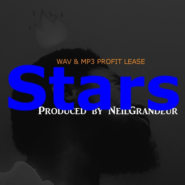 Stars [Produced by NeilGrandeur] - Wav Standard Lease