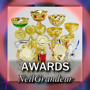 Awards by NeilGrandeur