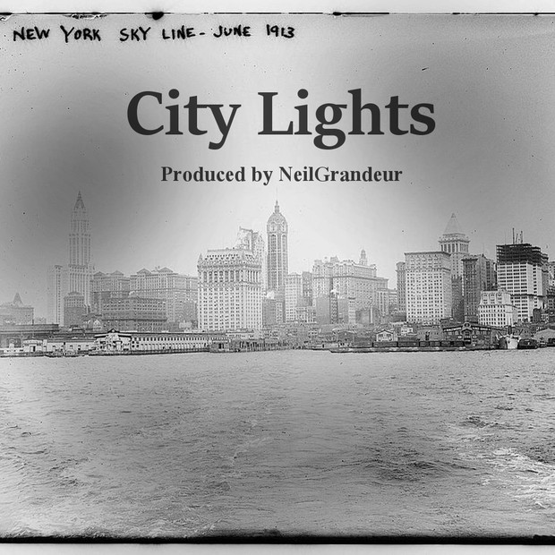 City Lights [Produced by NeilGrandeur] - Wav Standard Lease